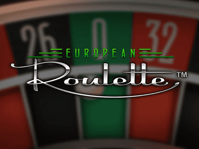 Европейская Рулетка